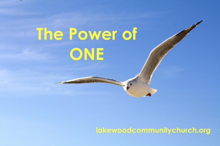 powerof one