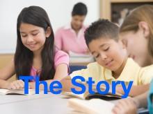 class-reading-fifth-grade